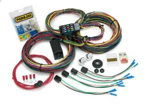 Painless Performance 12Circuit Mopar Muscle Car Wiring Harness 10127 : Painless Performance 12