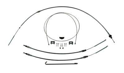 Right Stuff Detailing Parking Brake Cables RSBCF02S