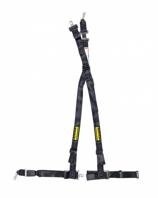 Schroth Racing QuickFit Harness 4 Point Passenger Side