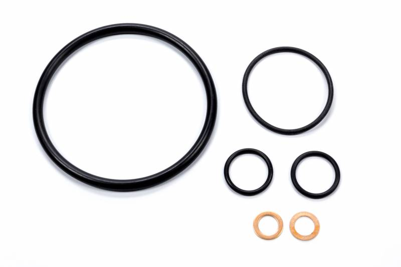 Barnes Systems O-Ring Kit for Oil Filter Adapters : ORK-109