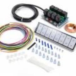 Auto Rod Controls 3720 Wiring Diagram General Motors Trailer Arc Overhead Control Module