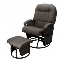 Babylo Cloud Nine Nursing Chair and Footstool - Pitter ...