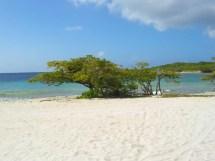 Santa Barbara Beach Curacao Travelhappy