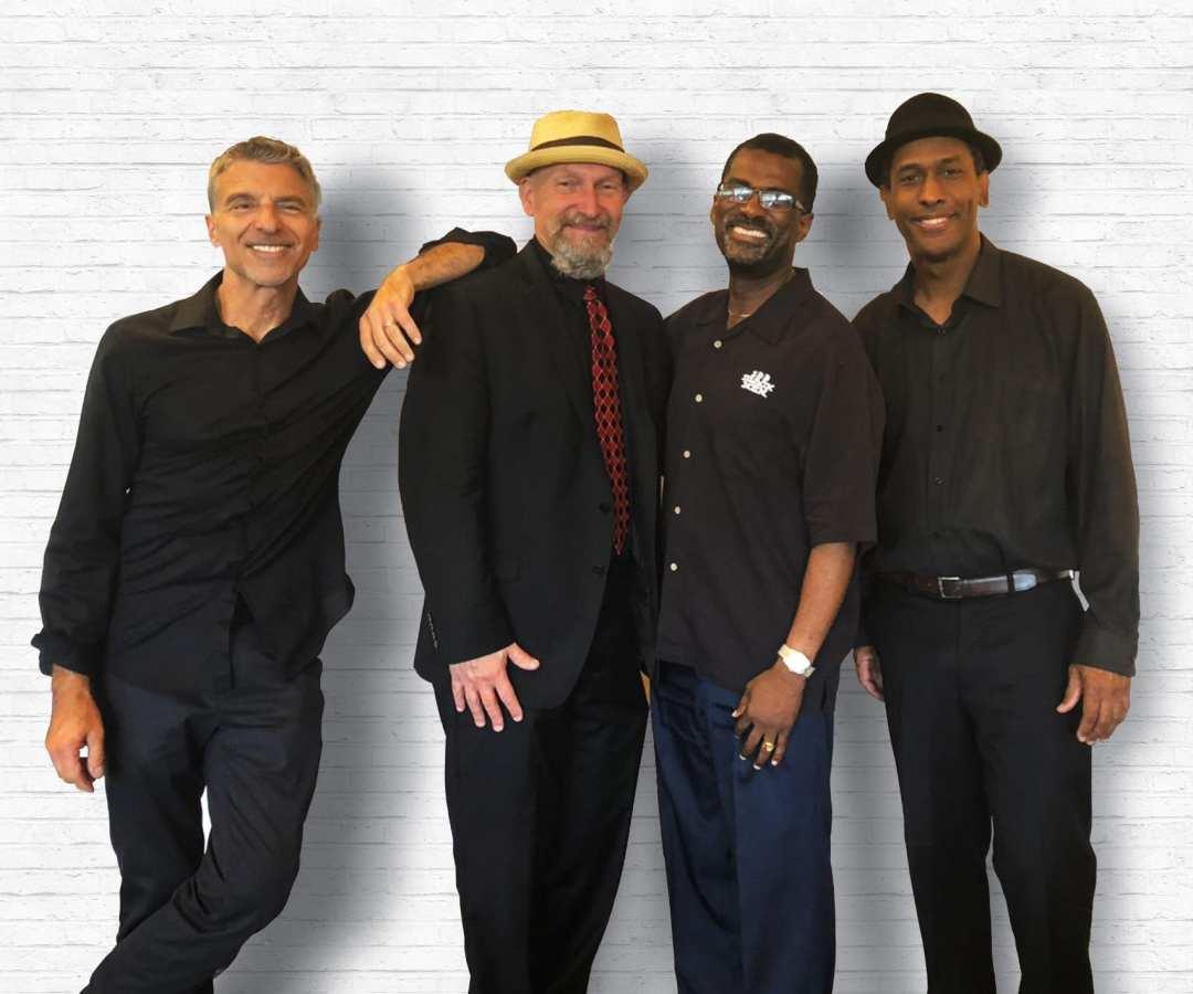 The Reggie Pittman Loren Daniels Quartet