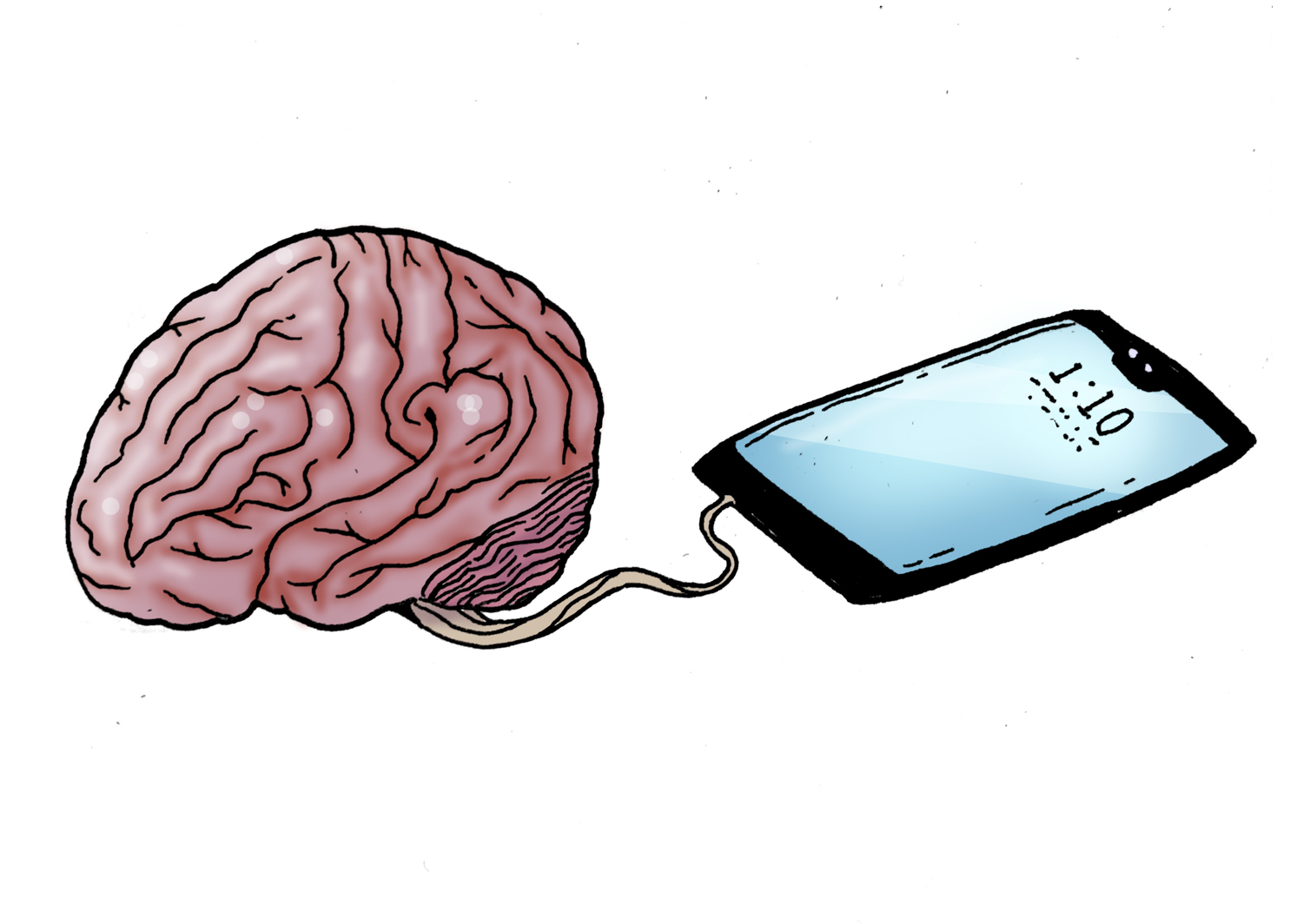 CellPhones Are The Prime Reason For Mental Problems
