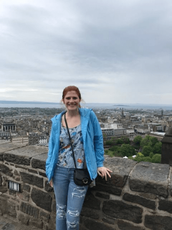 Edinbugh Castle 3