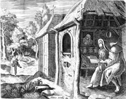 Abraham puščavnik