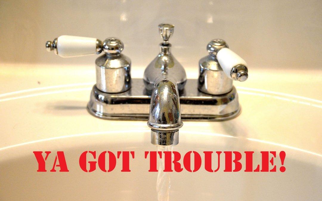 Ya Got Trouble!