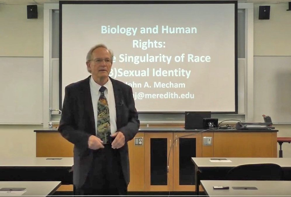 Biology and Human Rights