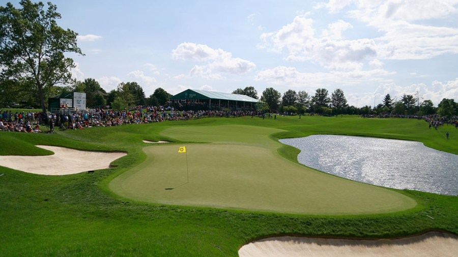 Memorial Tournament: Jack Nicklaus's 'Total Vision' At Muirfield ...