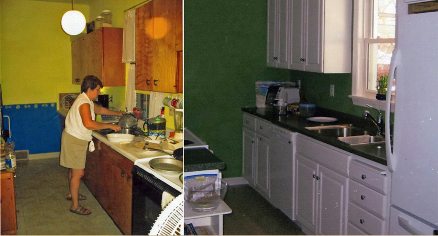 kitchen remodeling projects buffet and hutch custom project pictures pittsburgh remodel before after