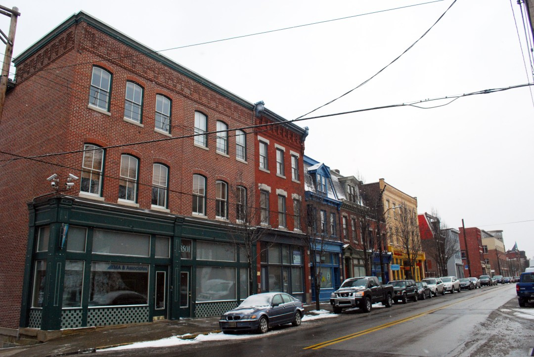 Butler Street in Lawrenceville