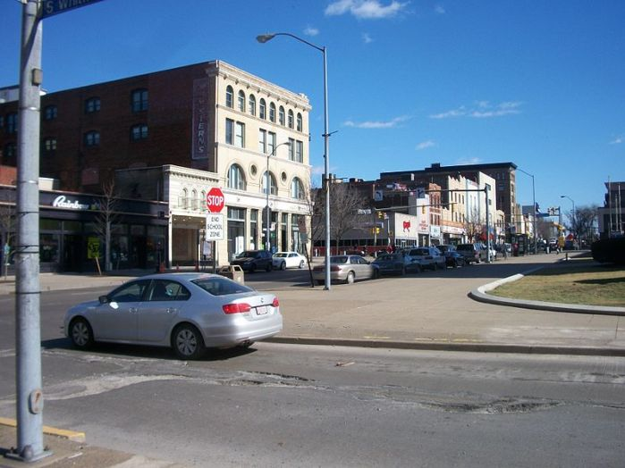 history of East Liberty