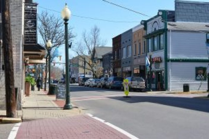 History of Sewickley