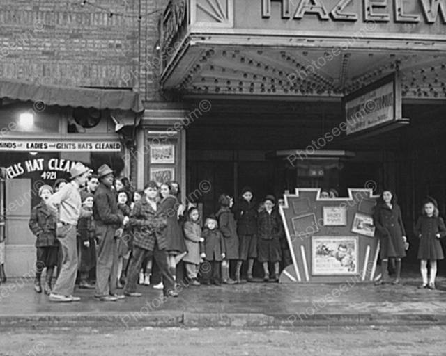 Hazelwood Theatre c. 1942
