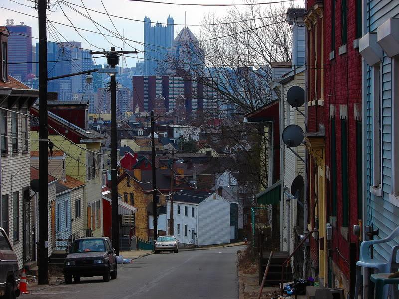 Pittsburgh Neighborhoods: Spring Garden