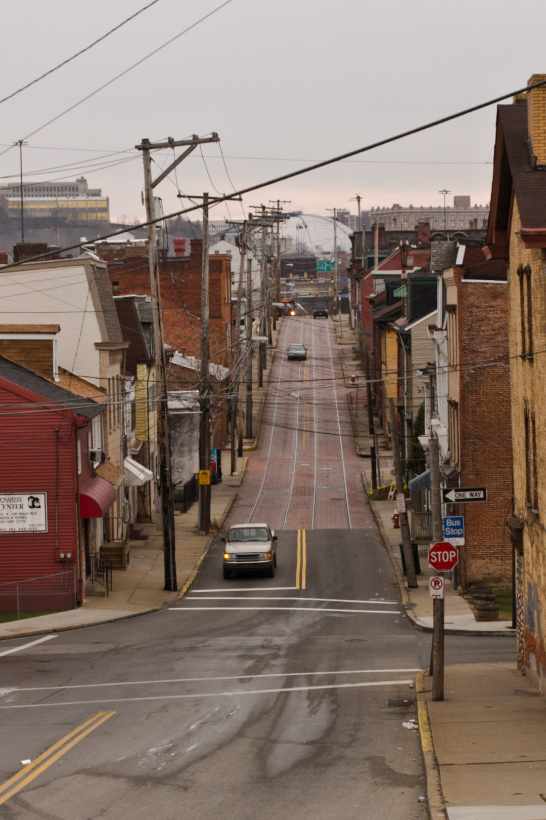 history of East Allegheny