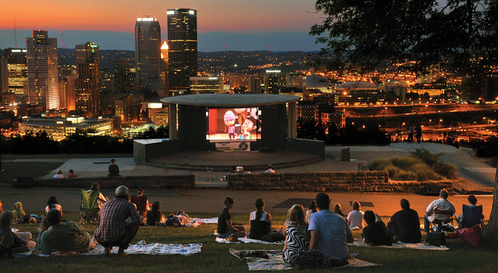 Summer Festivals in Pittsburgh