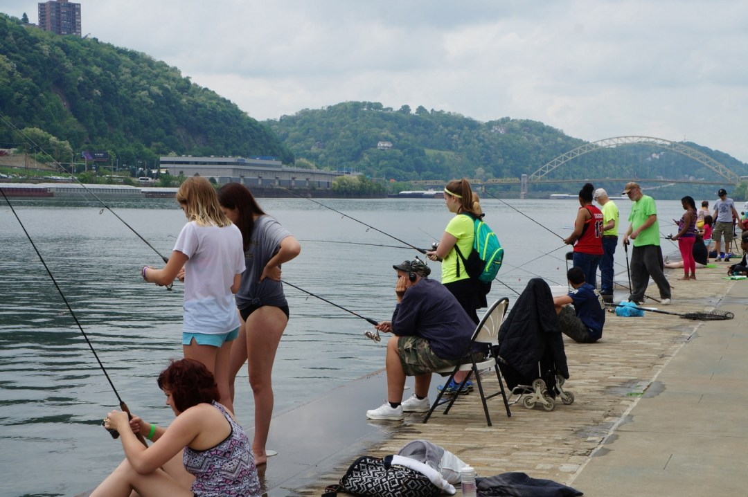 5 great independence day festivities in pittsburgh for Free fishing day 2017 pa