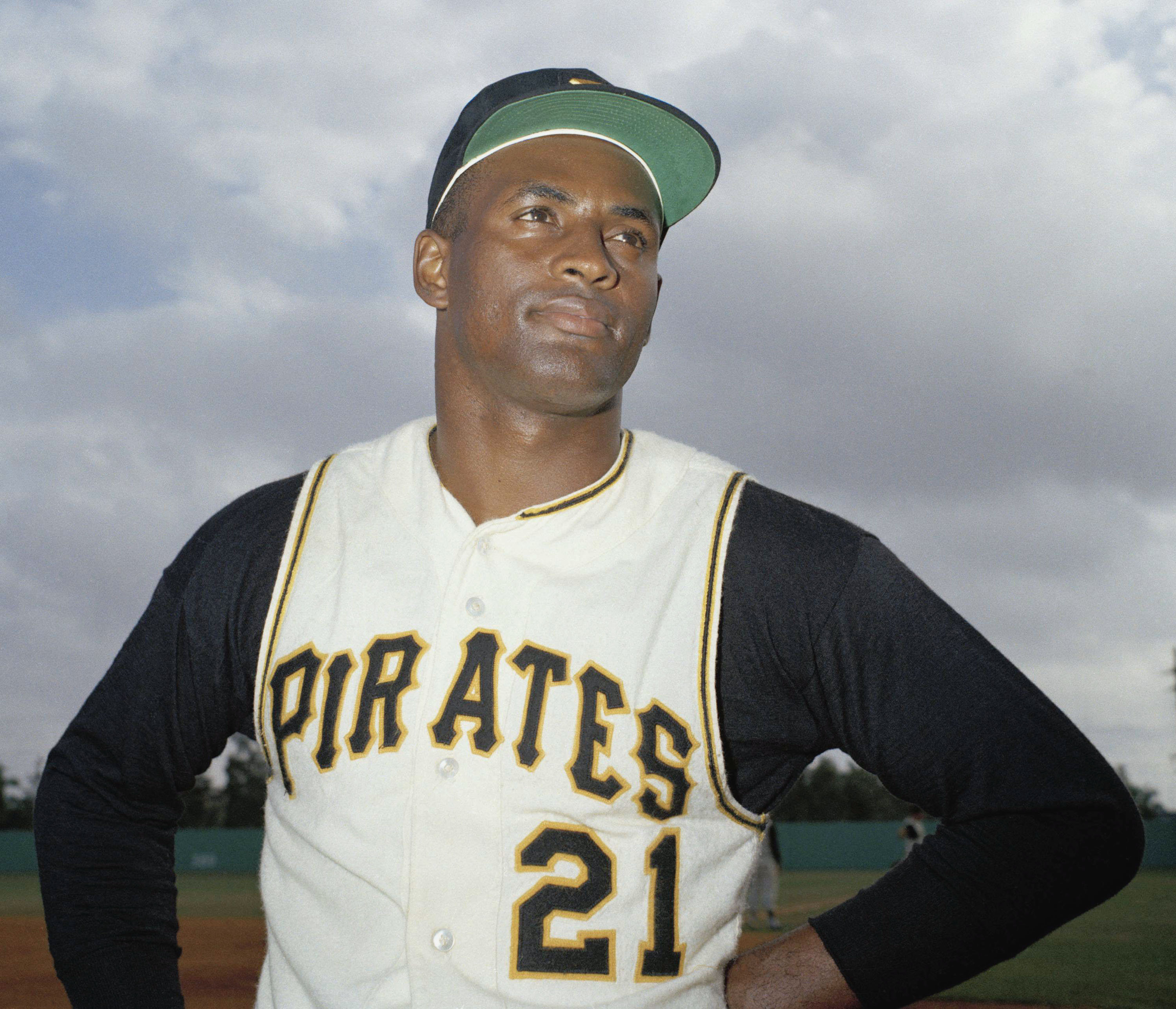Pittsburgh Beautiful Roberto Clemente