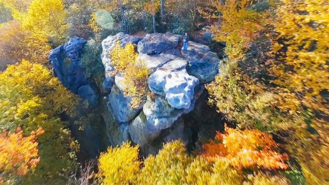 Fall Foliage Around Pittsburgh