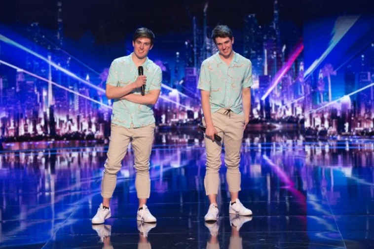Mirror Image on America's Got Talent