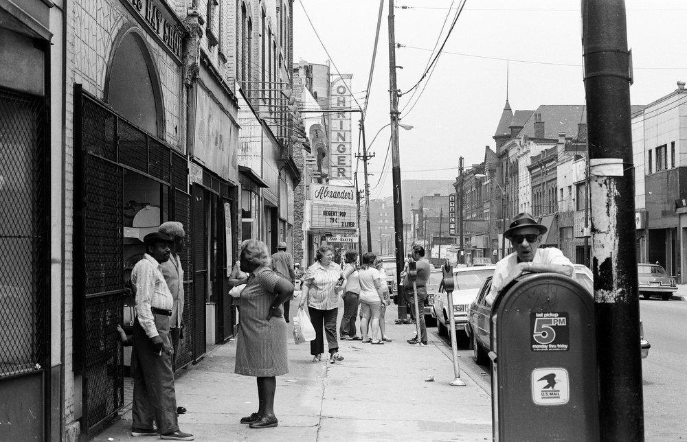 History of Braddock