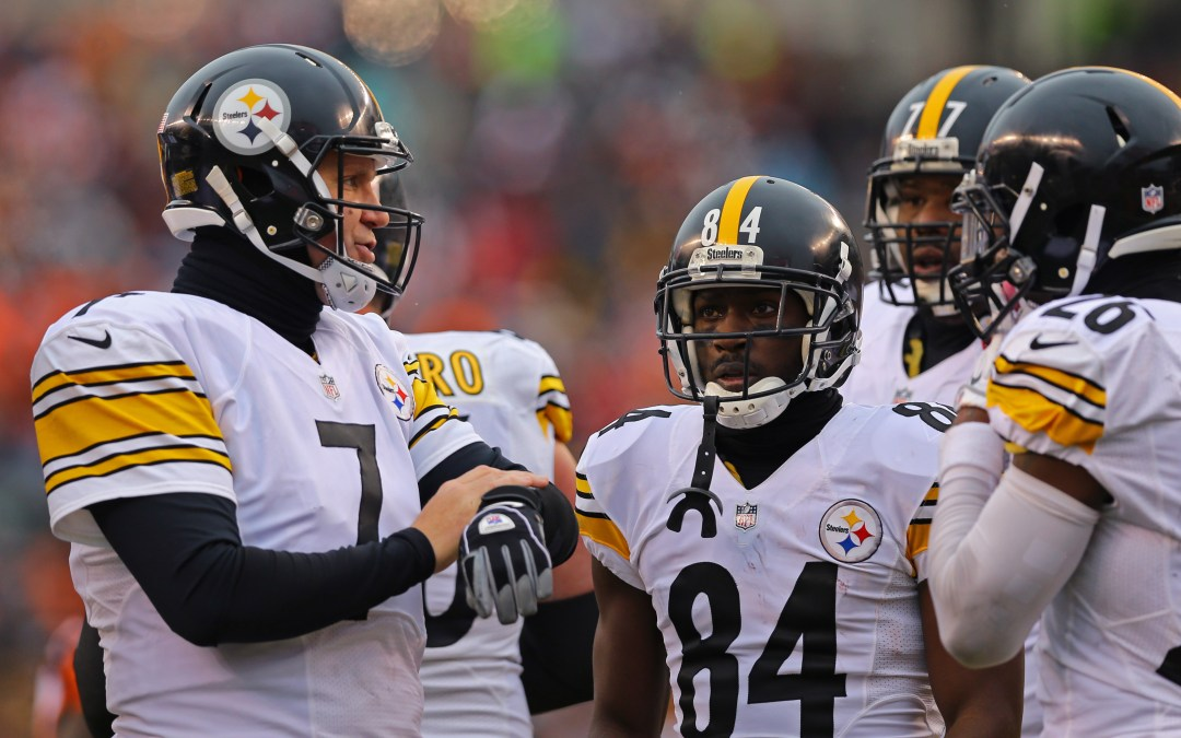 5 Great Places to Watch the Steelers Game