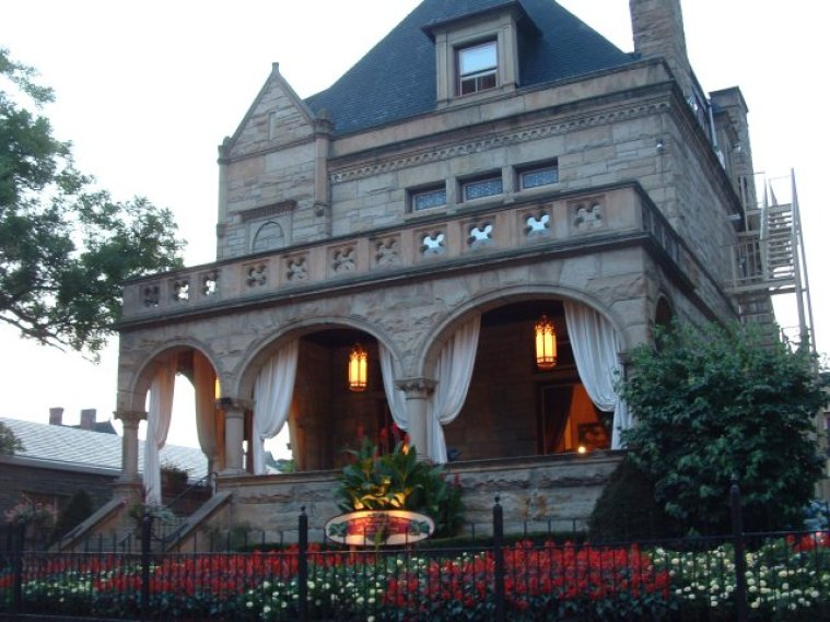 Boggs Mansion