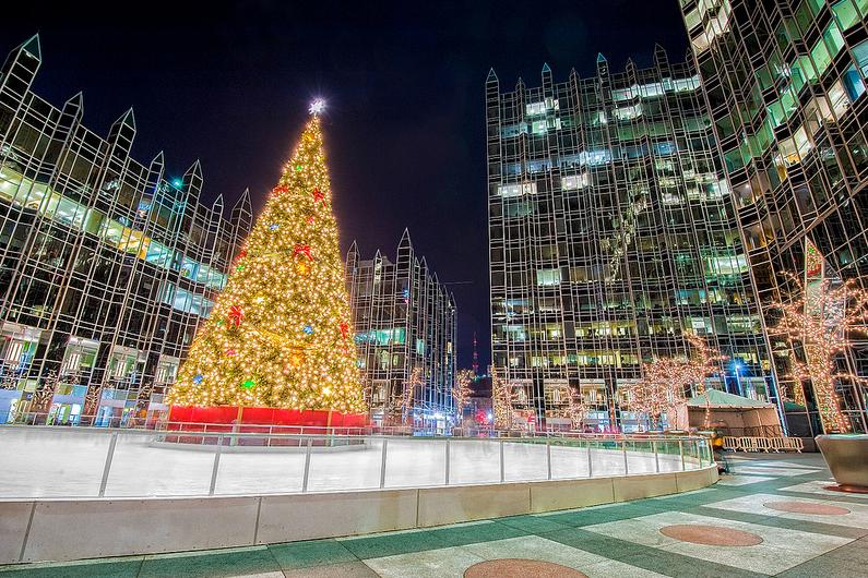 November in Pittsburgh