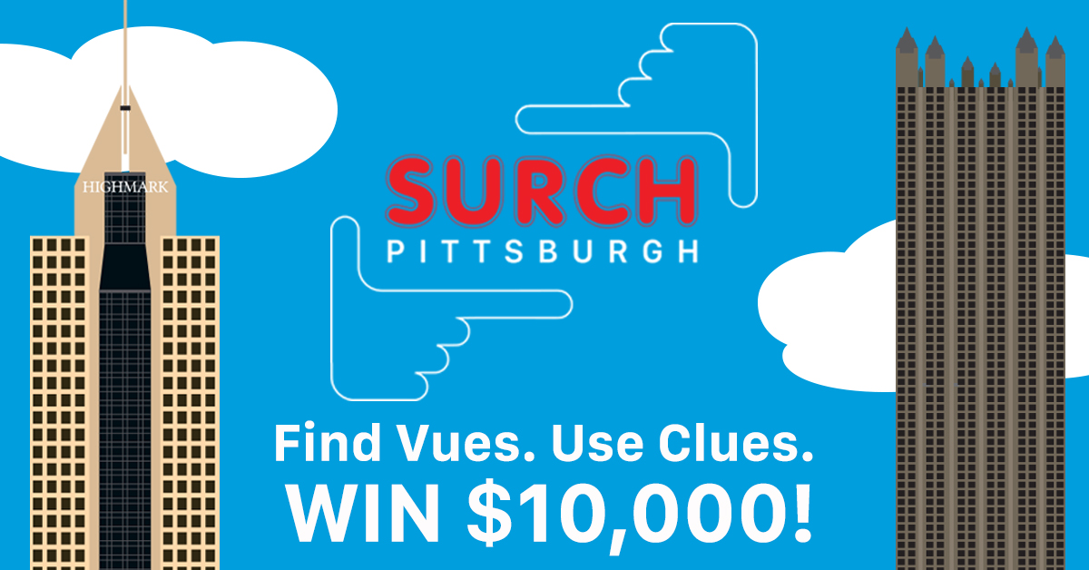 SURCH Pittsburgh and Find $10,000... Wait... How?