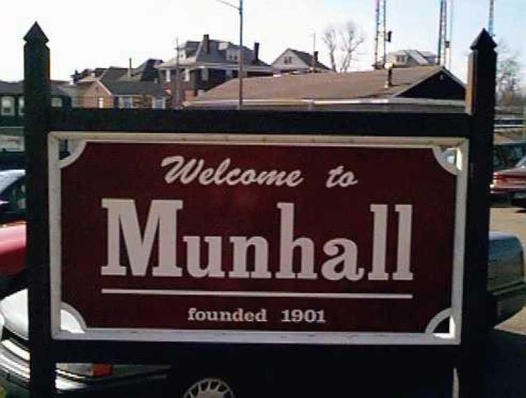 History of Munhall