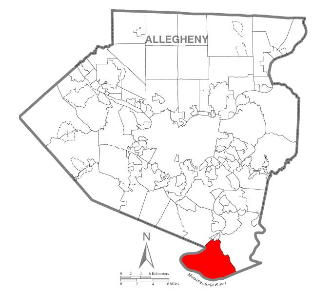 history of Forward Township