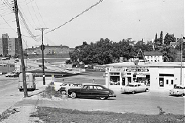 History of Pleasant Hills