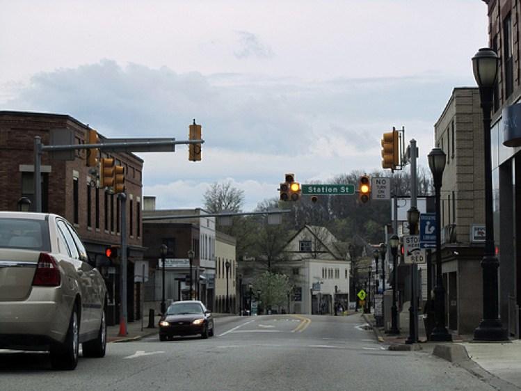 History of Bridgeville