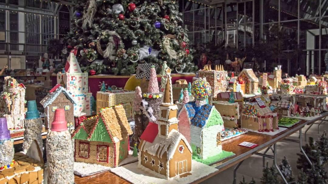 Christmas Weekend in Pittsburgh
