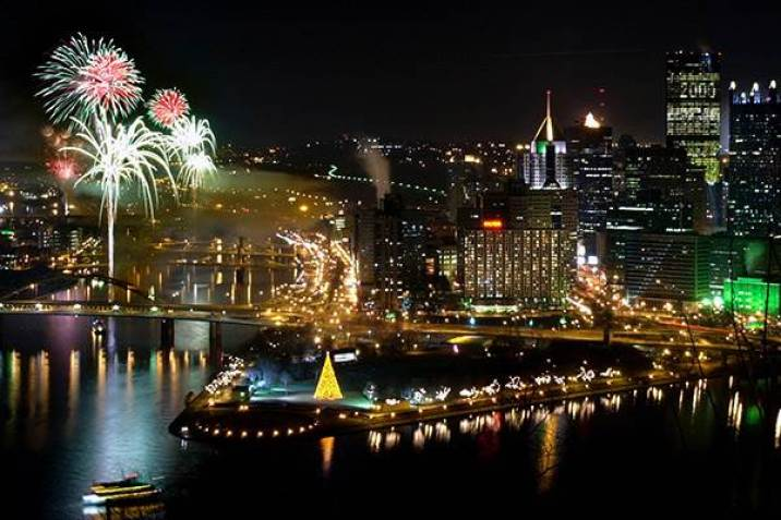 Pittsburgh New Year's Eve Parties