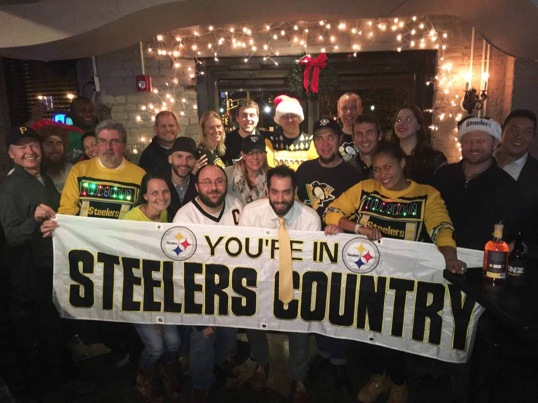 Christmas Weekend in Pittsburgh