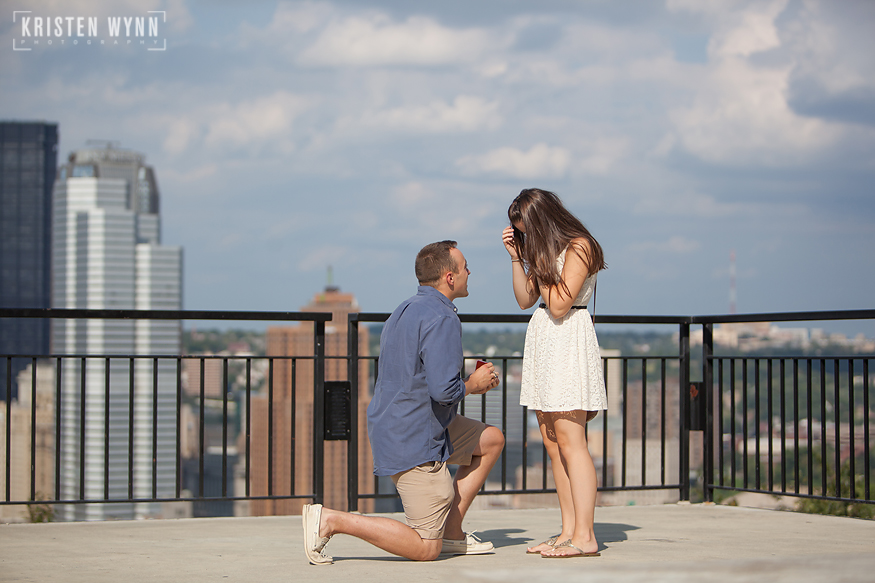 Places to Propose on Valentine's Day