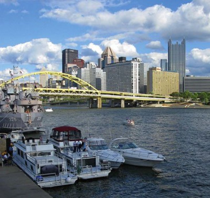 Things Pittsburghers do in the Summertime