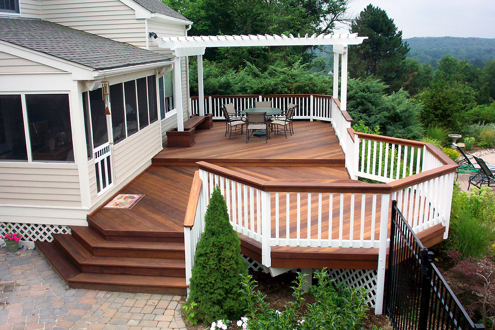 Archadeck Custom decks and patio rooms in Pittsburgh  Just another WordPresscom weblog