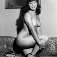 Nude Pinup: A Bettie Page Special