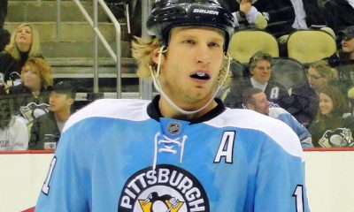 Pittsburgh Penguins Jordan Staal: Photo by Michael Miller