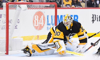 Pittsburgh Penguins trade potentials Matt Murray
