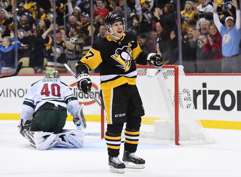 Halfway Home  Pittsburgh Penguins Mid-Season Awards   Duds 29bdbff7f