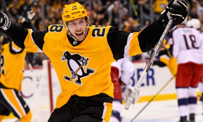 NHL trade, Pittsburgh Penguins Marcus Pettesson