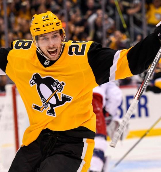 Pittsburgh Penguins Marcus Pettesson