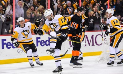 Pittsburgh Penguins Bryan Rust Sidney Crosby