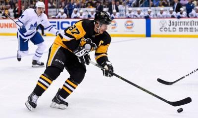 Sidney Crosby Pittsburgh Penguins