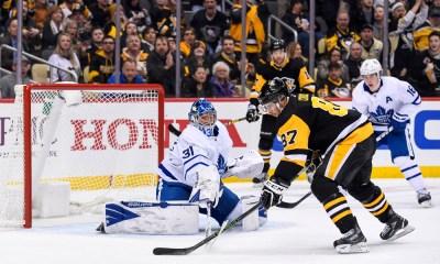 Pittsburgh Penguins Sidney Crosby